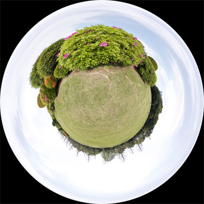 Little Planet by PTGui Pro